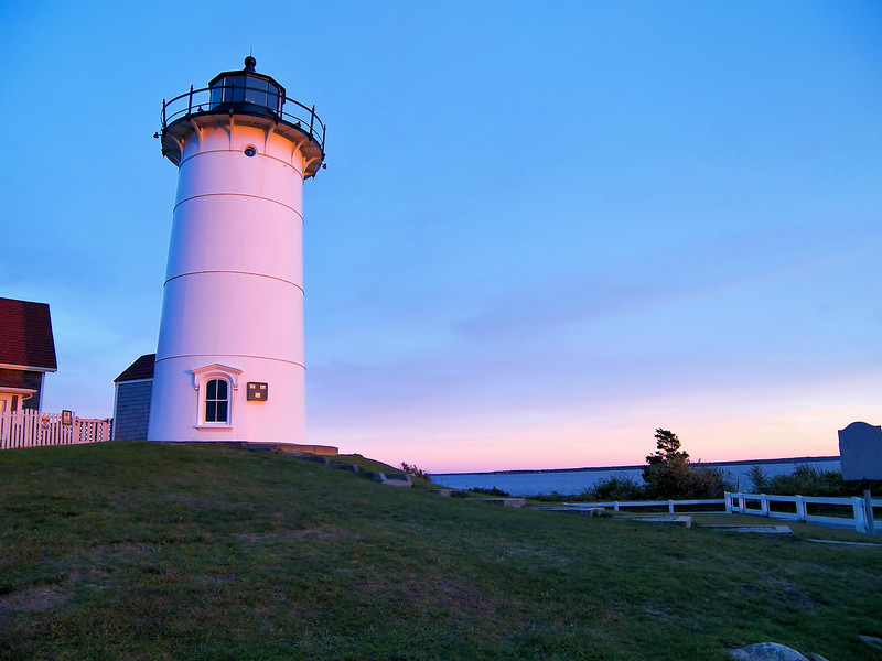 The last civilian lighthouse Keeper to serve in New England was Joseph Hindley who retired as the Keeper of the Nobska Point Lighthouse in November 1972.  Afterwards the station was manned by Coast Guard personnel until the lighthouse was automated in 1985.  At this time the Keepers dwelling was converted into a residence for the Commander of Coast Guard Group Woods Hole.