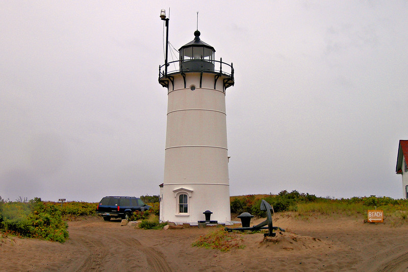 In 1808 merchants and sailors from Provincetown forwarded a petition to Congress requesting that a lighthouse be established at Race Point.