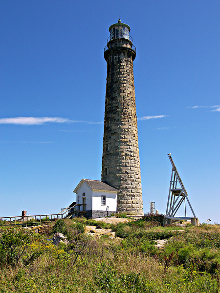 Following the automation of the South Light and fog signal the Coast Guard removed personnel from Thacher Island in 1980.  Shortly thereafter concerned citizens formed the Thacher Island Association (TIA) and signed a lease with the Coast Guard.  A 'keeper' was appointed by the TIA to live on the island and care for the site.