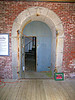 **Entryway into the North Tower** In August 1789 Congress passed its 9th Act assuming responsibility for all aids to navigation in the nation from the states.  Massachusetts ceded the Twin Lights to the federal government in 1790.