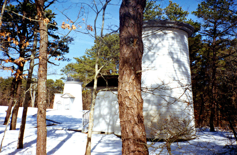 Throughout the 1980's the three towers were renovated and placed in their original orientation 150 feet apart at a park on Cable Road near Nauset Light Beach.  In 1989 the work was completed and the towers were opened for public tours.