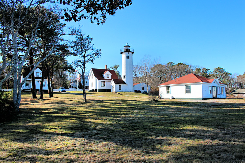 The West Chop dwellings were used as office space by the Vineyard Environmental Research Institute (VERI) for a few years while they oversaw several of the island lighthouses.