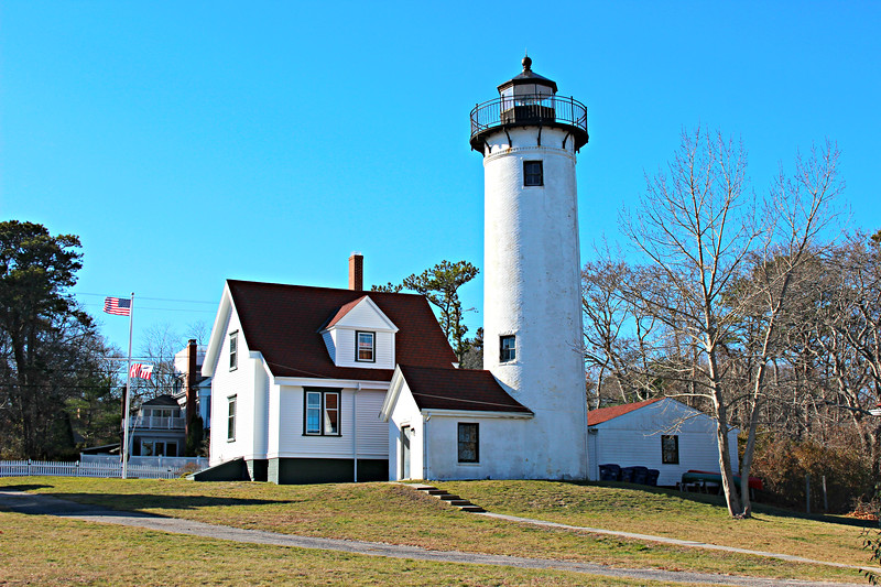 Today the West Chop dwellings are used as housing for the Coast Guard and other military personnel.