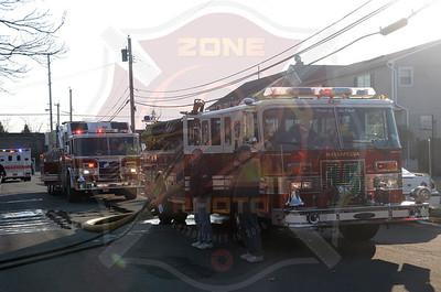 Massapequa F.D. Signal 10 59 Eastlake Ave. 11/20/14