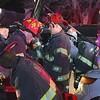 Massapequa F.D. MVA w/ Overturn and Entrapment  Bay Drive 3/9/21