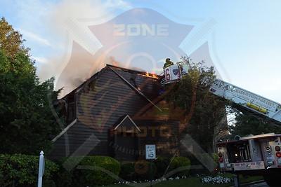 Massapequa F.D. Signal 10 201 Southgate Crescent  7/19/16