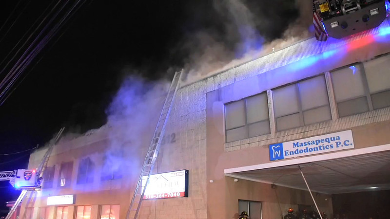 Massapequa Building Fire- Paul Mazza 1