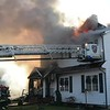 Massapequa Two Houses on Fire- Paul Mazza