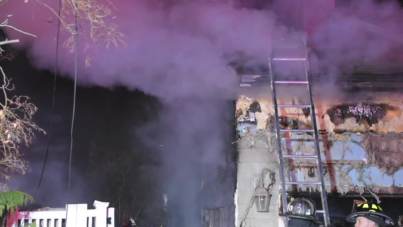 Massapequa House Fire- Paul Mazza 1