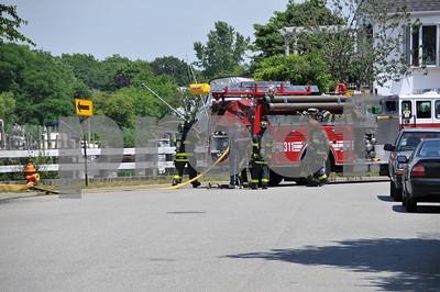 Gas Main Break 6-22-2010
