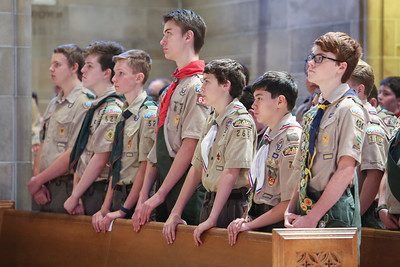 Archdiocesan Scout Mass