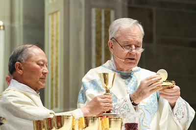 Fr. Morrow's 60th Jubilee