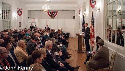 Paul Massey at the Metropolitan Republican Club 1/30/17