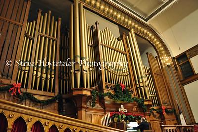 Trinity United Methodist Church, Denver, Roosevelt Organ, 1888 (Trinity 3)