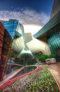 Vegas Abstract