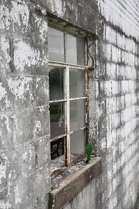 Mt. Olivet Cemetery, Nashville Window 7