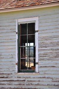 Como, Colorado. Window 2