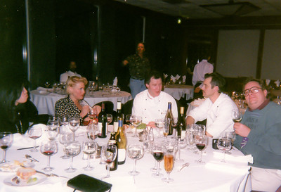 Lufthansa 's and United Airlines Executive Chefs with Peter Levan