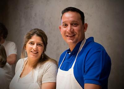 Cavatelli Cooking Class 9-9-17