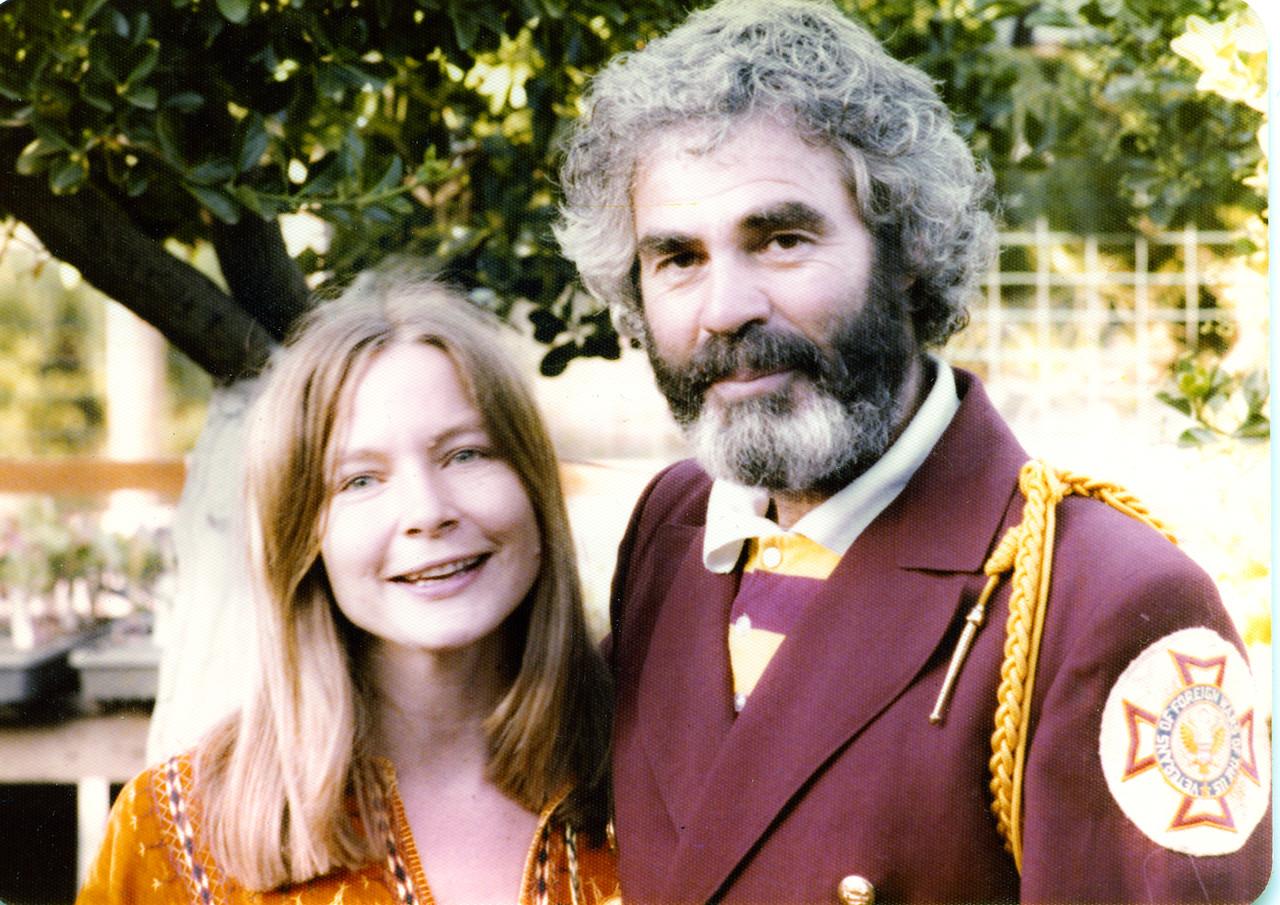 Roscoe and Barbara