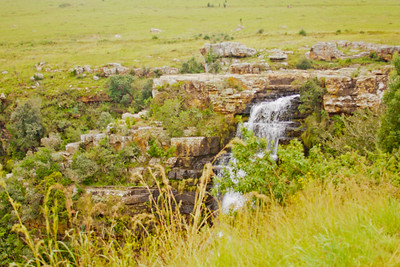 Bourke's Luck Potholes in South Africa 13: Journey into Africa