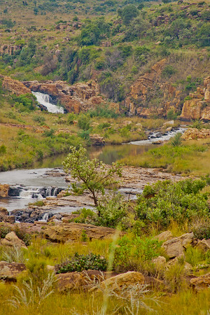 Bourke's Luck Potholes in South Africa 3: Journey into Africa