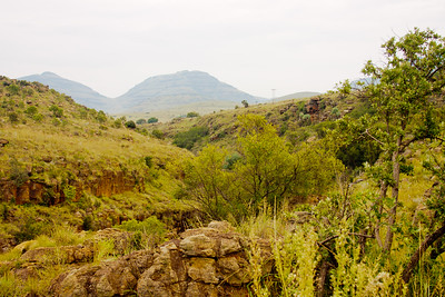Bourke's Luck Potholes in South Africa 10: Journey into Africa