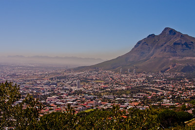Table Mountain Cape Town South Africa 11: Journey into Africa