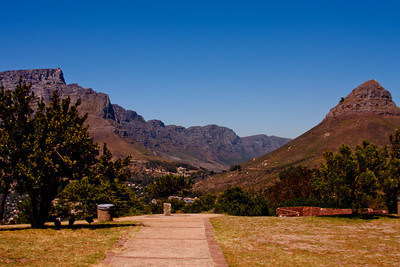 Table Mountain Cape Town South Africa 12: Journey into Africa