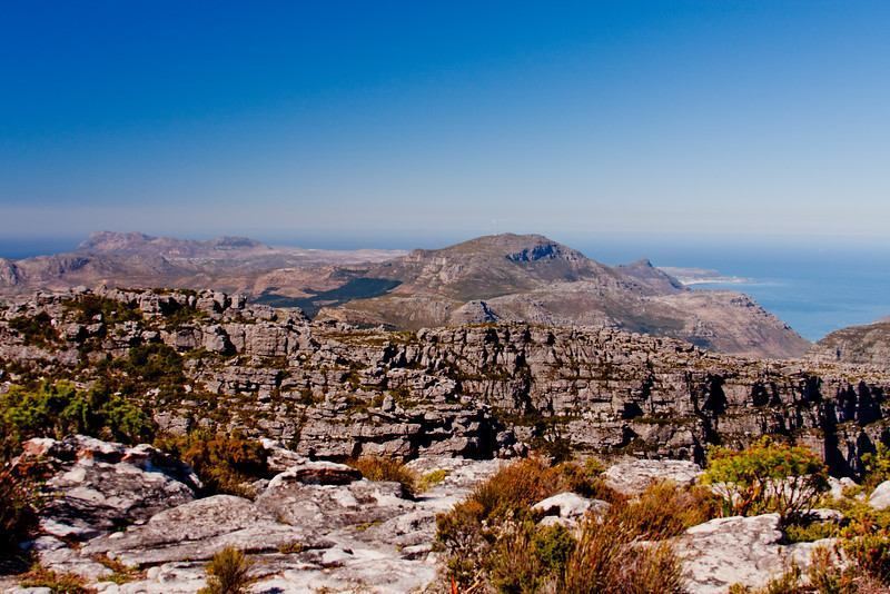 Table Mountain Cape Town South Africa 8: Journey into Africa