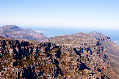 Table Mountain Cape Town South Africa 5: Journey into Africa