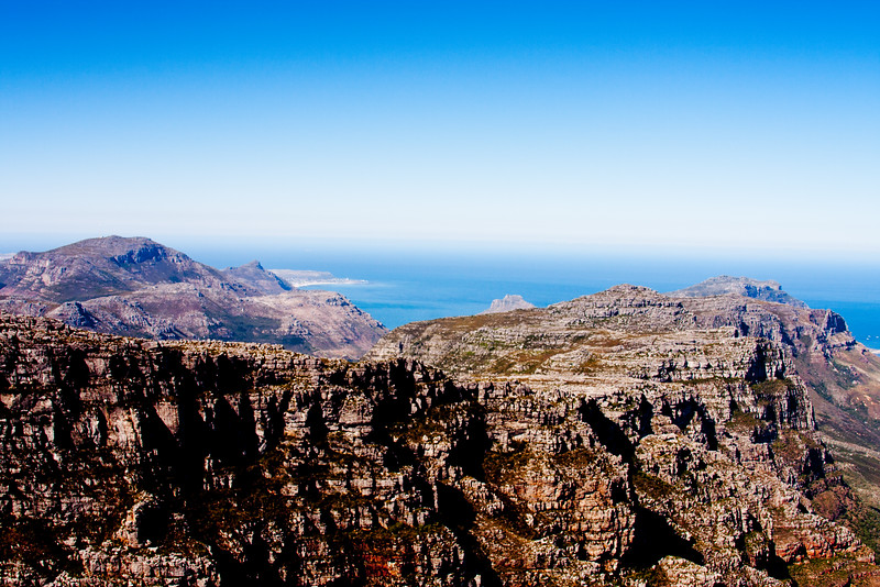 Table Mountain Cape Town South Africa 6: Journey into Africa