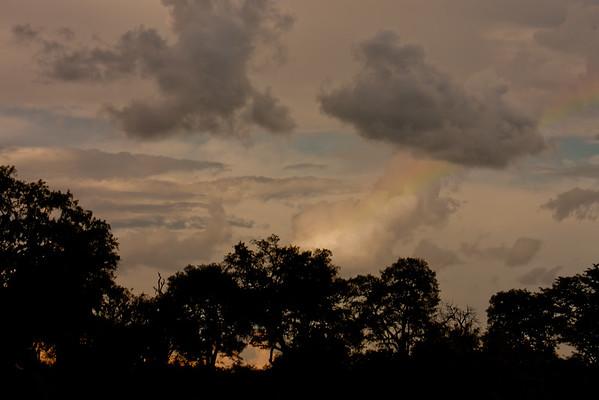 Sunset on the Zambezi River 2: Journey into Africa