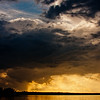 Sunset on the Zambezi River 9: Journey into Africa