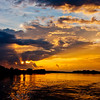 Sunset on the Zambezi River 13: Journey into Africa