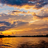Sunset on the Zambezi River 17: Journey into Africa