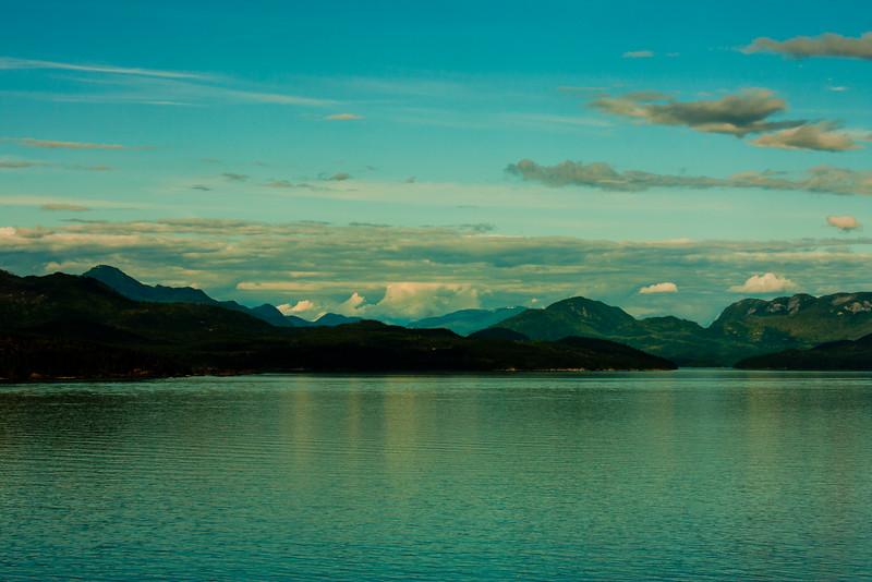 Alaska by Sea 10: Journey into Alaska