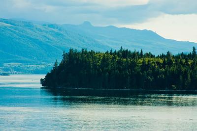 Alaska by Sea 7: Journey into Alaska