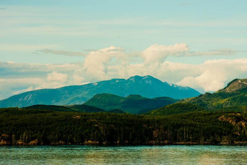 Alaska by Sea 9: Journey into Alaska