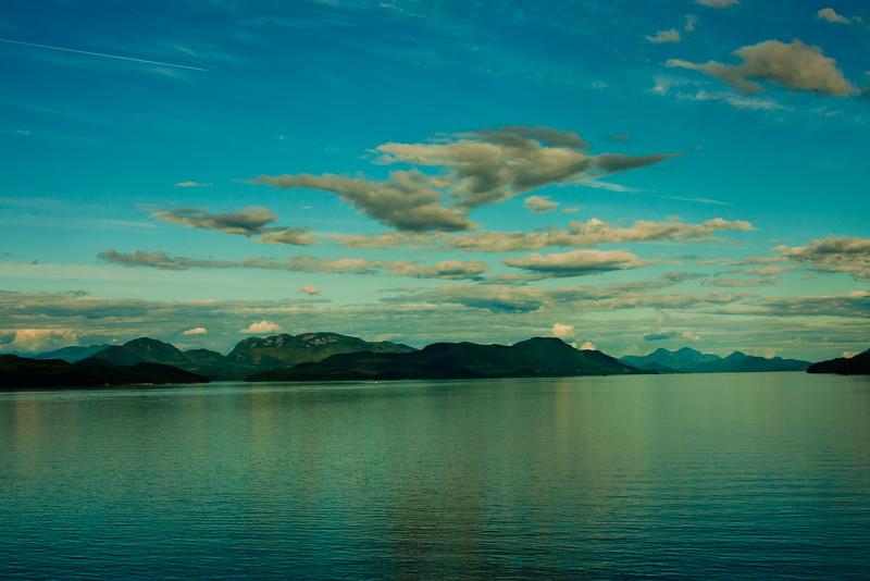 Alaska by Sea 8: Journey into Alaska
