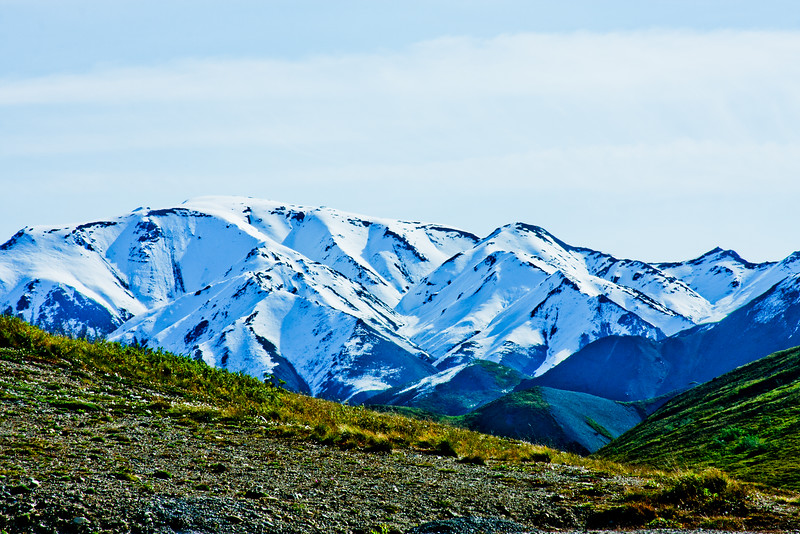 Hike through Denali National Park 22: Journey into Alaska