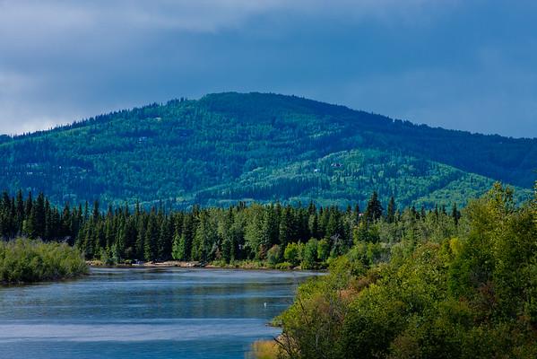 Hike through Denali National Park 11: Journey into Alaska
