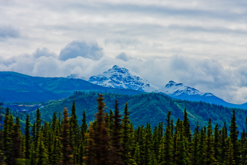Hike through Denali National Park 6: Journey into Alaska