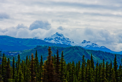 Hike through Denali National Park 6: Journey into Alaska