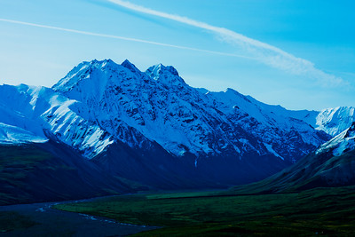 Hike through Denali National Park 16: Journey into Alaska