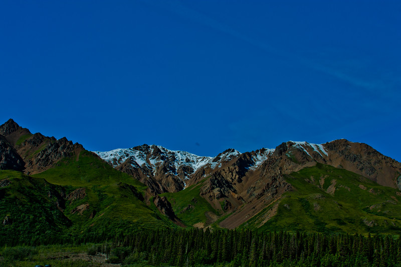 Hike through Denali National Park 24: Journey into Alaska