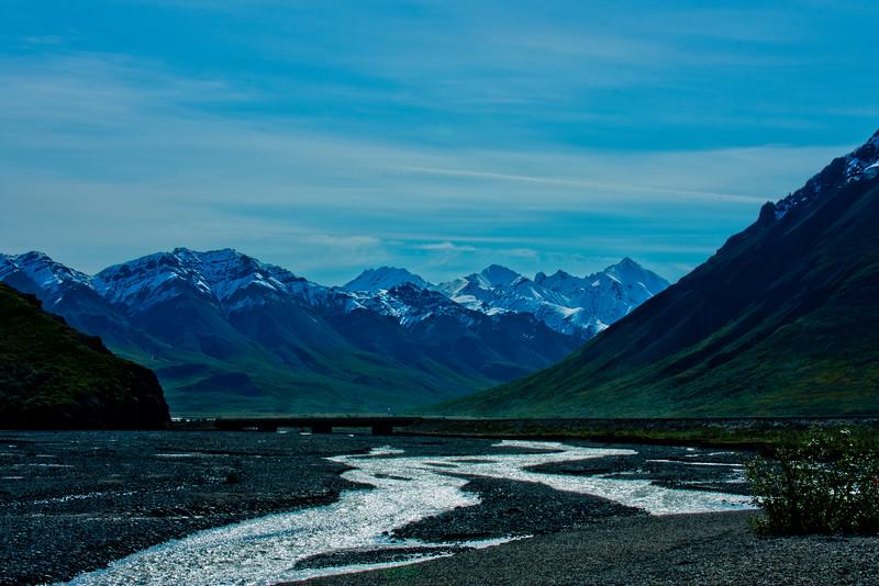 Hike through Denali National Park 27: Journey into Alaska