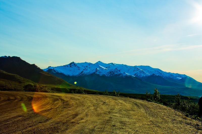 Hike through Denali National Park 9: Journey into Alaska