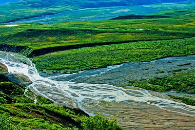 Hike through Denali National Park 15: Journey into Alaska