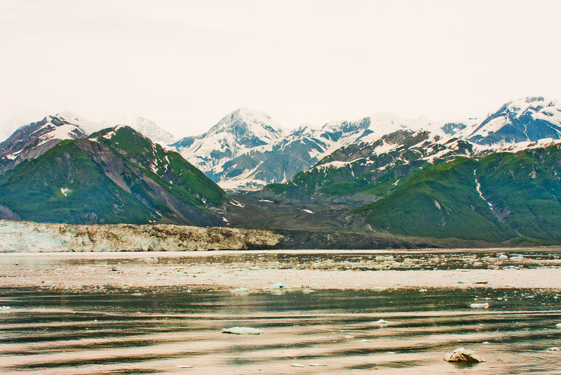 Glacier Bay National Park and Mount Fairweather 6: Journey into Alaska